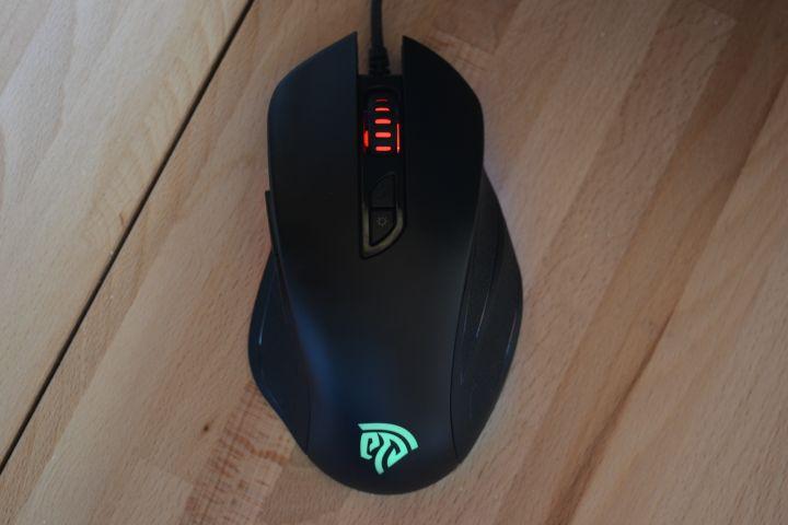 EasySMX T47 : test d'une souris gaming à 25€