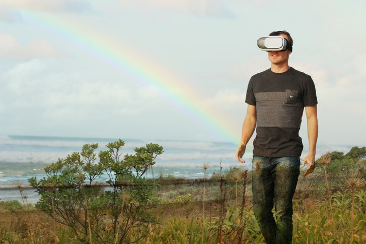 Avenir casque réalité virtuelle