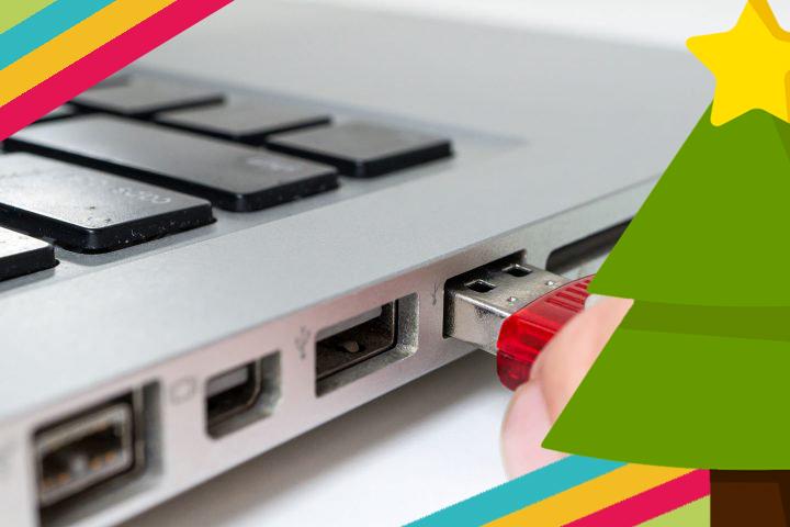 #RotekAdvent : notre sélection de 5 clés USB originales !