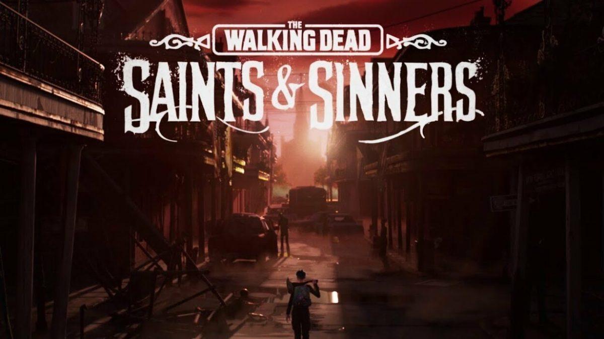 Saints & Sinners, un jeu The Walking Dead en réalité virtuelle !