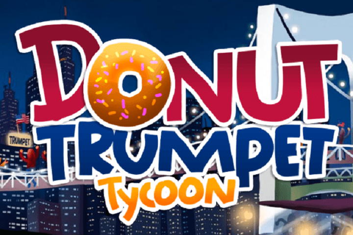 donut trumpet tycoon