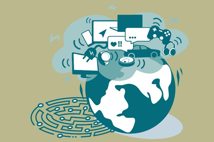 L'empreinte carbone du numérique : un «septième continent»