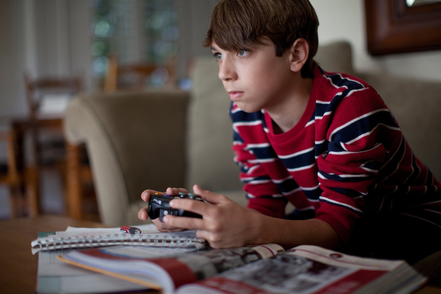 jeux vidéo passion
