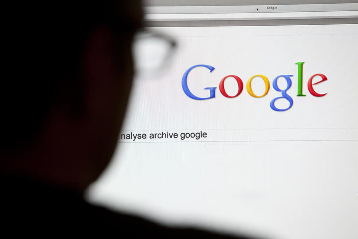 Analyse des archives google