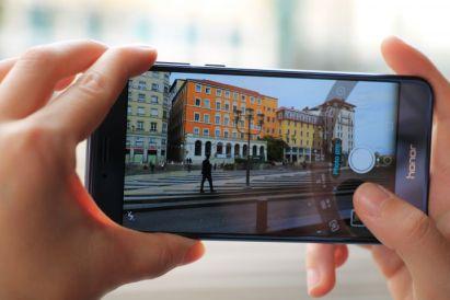 faire de la photo avec un smartphone