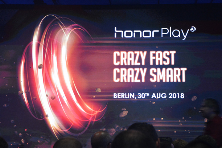 IFA 2018 : Honor Play, le smartphone pour les gamers ?