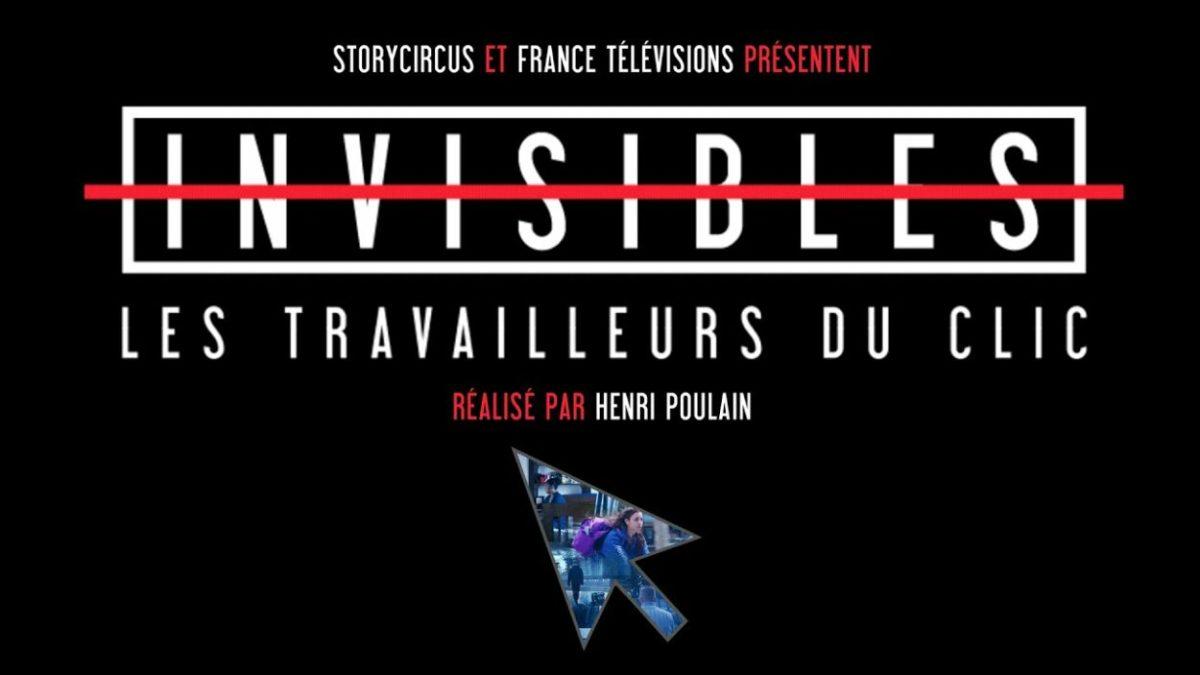 «Invisibles – Les travailleurs du clic», la nouvelle série de France.tv Slash
