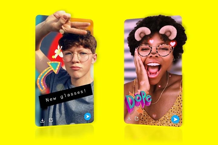 Snaps en 3D : la dernière nouveauté Snapchat !