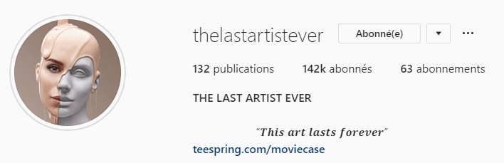 the last artist ever