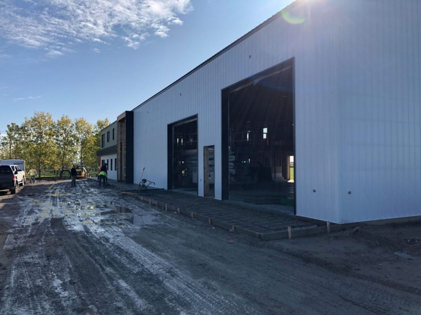 Rotessa Building Update - September 27th