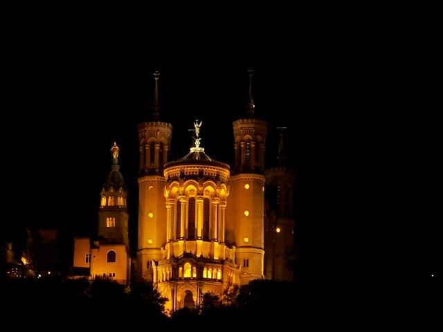 Basilica Notre Dame de Fourviere