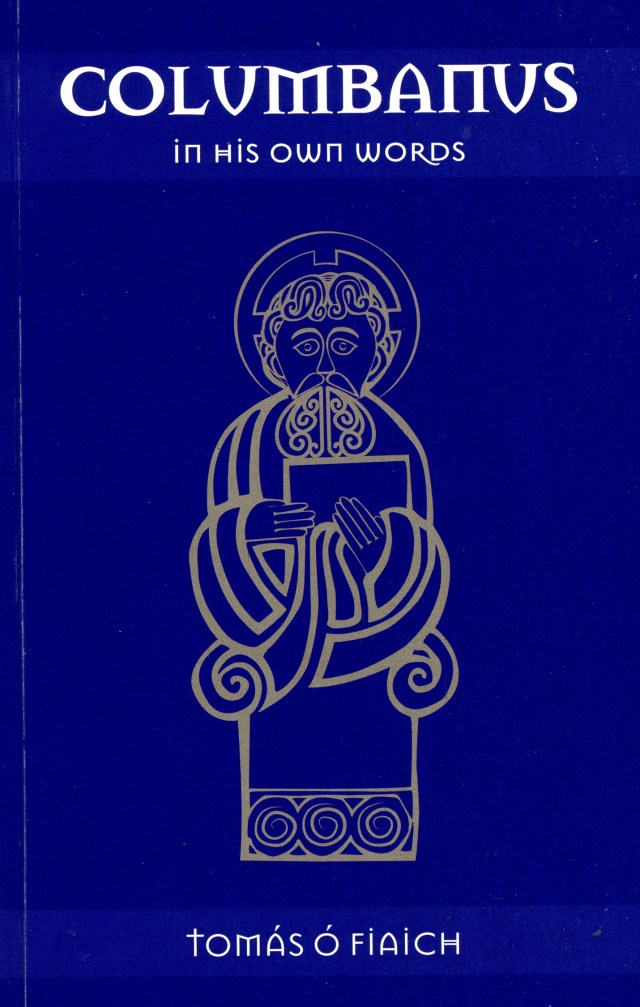 Cover of Columbanus by Tomás ó Fiaich