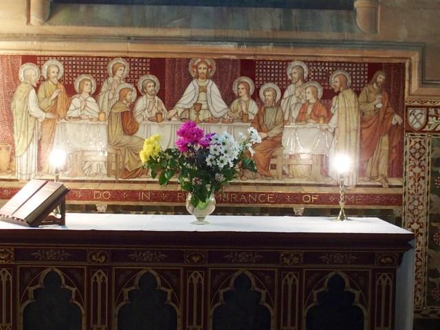 Adelaide Memorial Church Altar