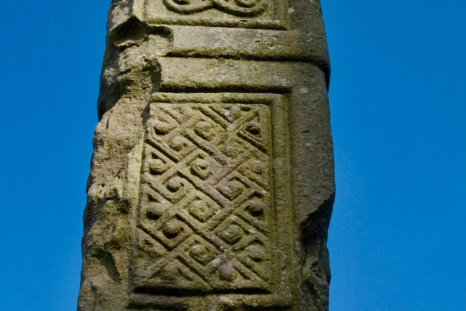 Kells High Cross Detail