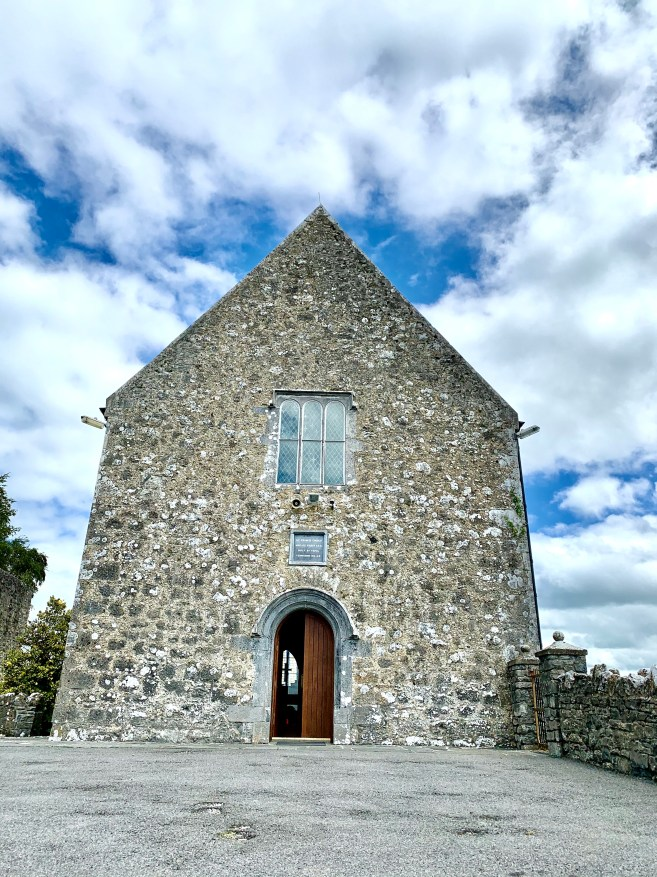 In continuous use since 1414 AD, the oldest Church in continuous use in Ireland