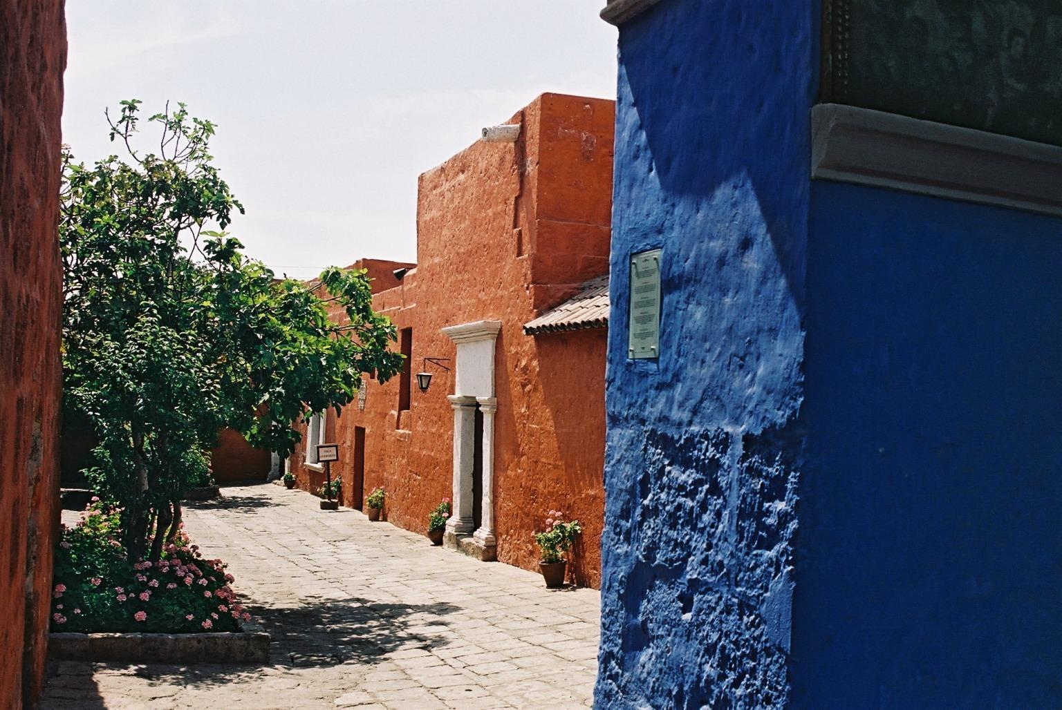 Arequipa, Peru: A Baroque Masterpiece