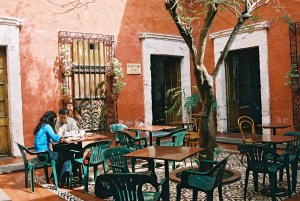 Casa de Melgar hostel: A stunning example of 18th century Arequipa architecture