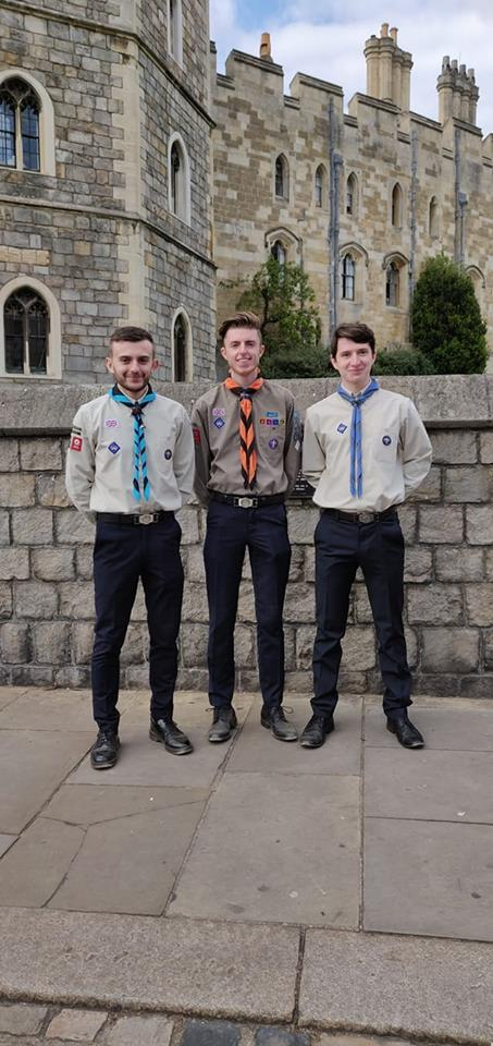 Rotherham's New Queen Scouts