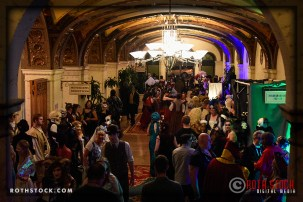 "The ""Merchants Guild"" at 18th Annual Labyrinth Of Jareth Masquerade Ball"
