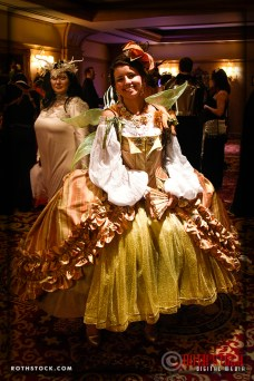 Sherry DeLorme attends the 18th Annual Labyrinth Of Jareth Masquerade Ball