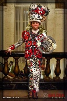 Costume designer Bobby Love attends the 18th Annual Labyrinth Of Jareth Masquerade Ball
