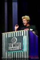 Bill Sharp, founder of the XXL Big Wave Awards