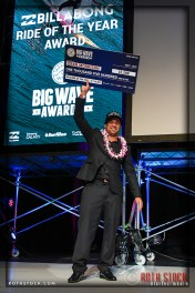 Dean Morrison takes 4th place in the Billabong Ride of the Year Award