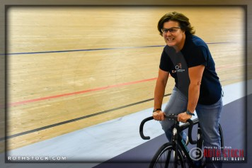 5X Olympian Connie Paraskevin