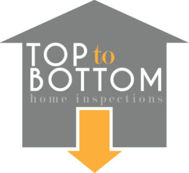 Small Business | Top to Bottom Home Inspection Logo