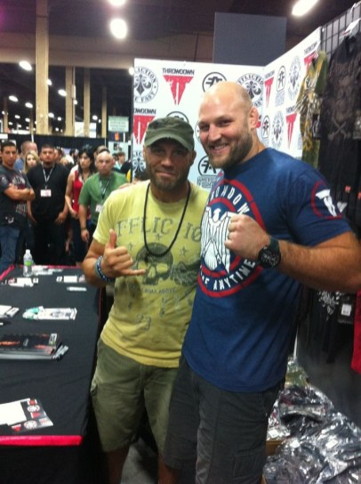 UFC, Randy Couture and Ben