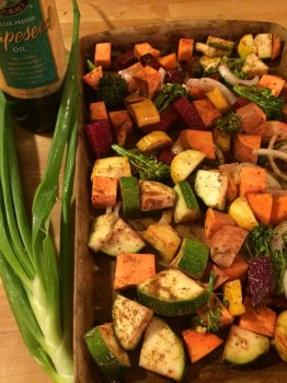Rothwell Recipes: Veggies