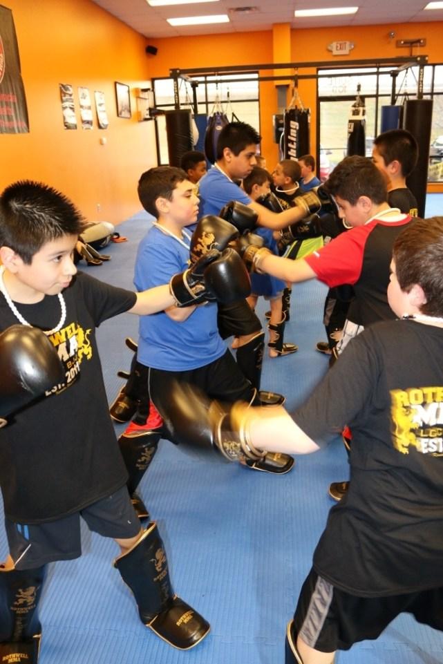 Kids Kickboxing 4.16 (8)