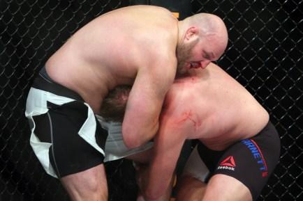 MMA: UFC on Fox 18-Barnett vs Rothwell
