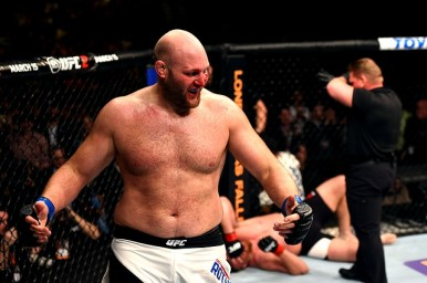 UFC Fight Night: Barnett v Rothwell