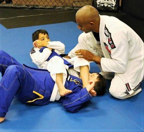 Youth BJJ Assist