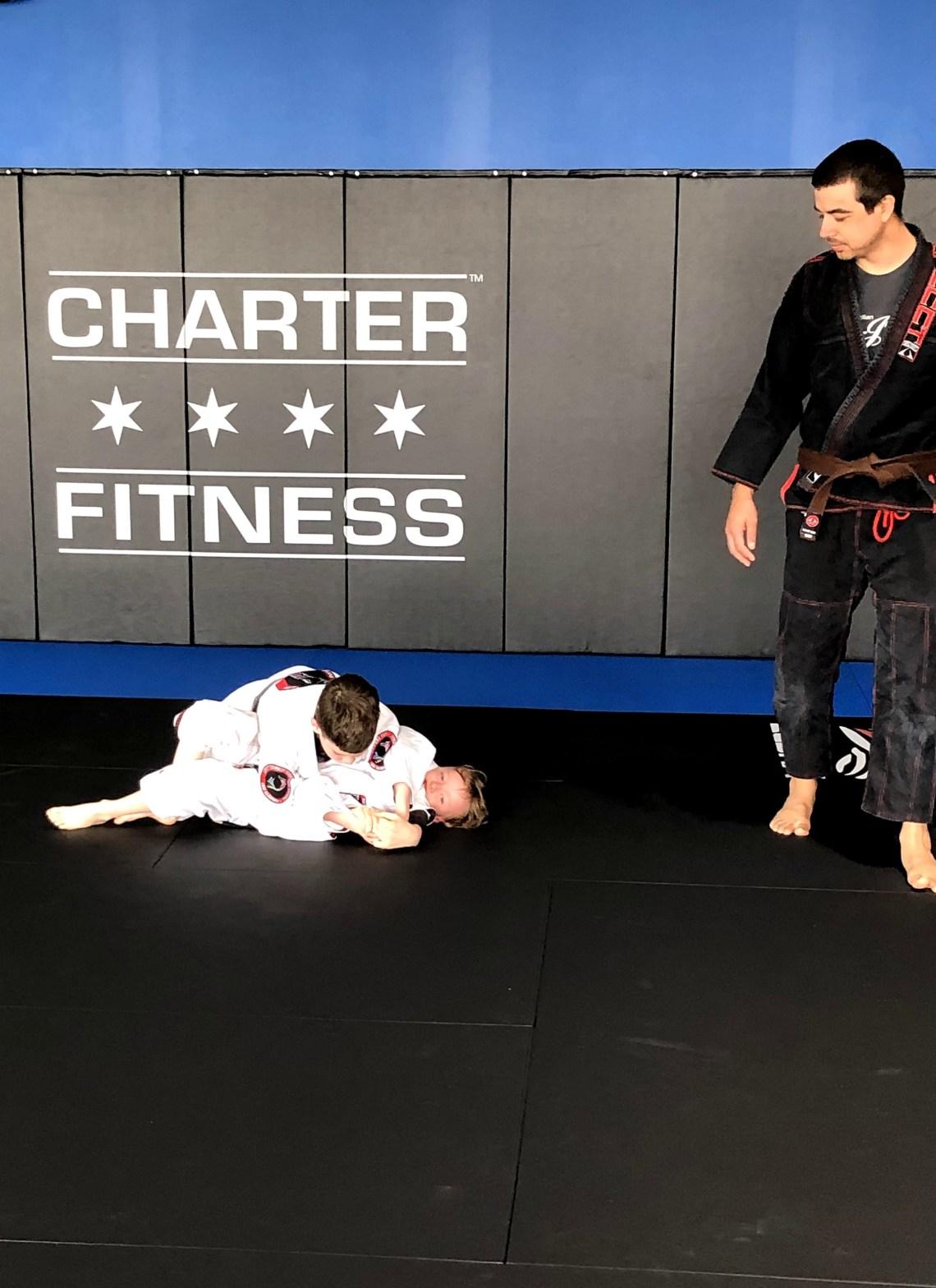 Jiu-Jitsu @ Charter Fitness Mundelein – Rothwell Mixed Martial Arts