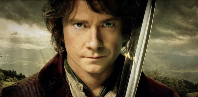 martin freeman as hobbit