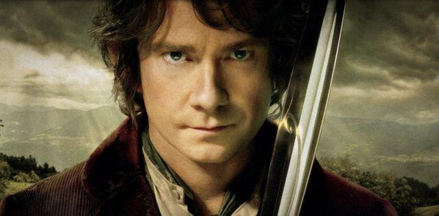 martin freeman as hobbit