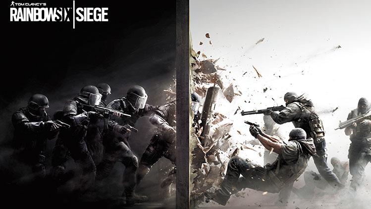 Rainbow Six Siege Titelbild von Ubisoft