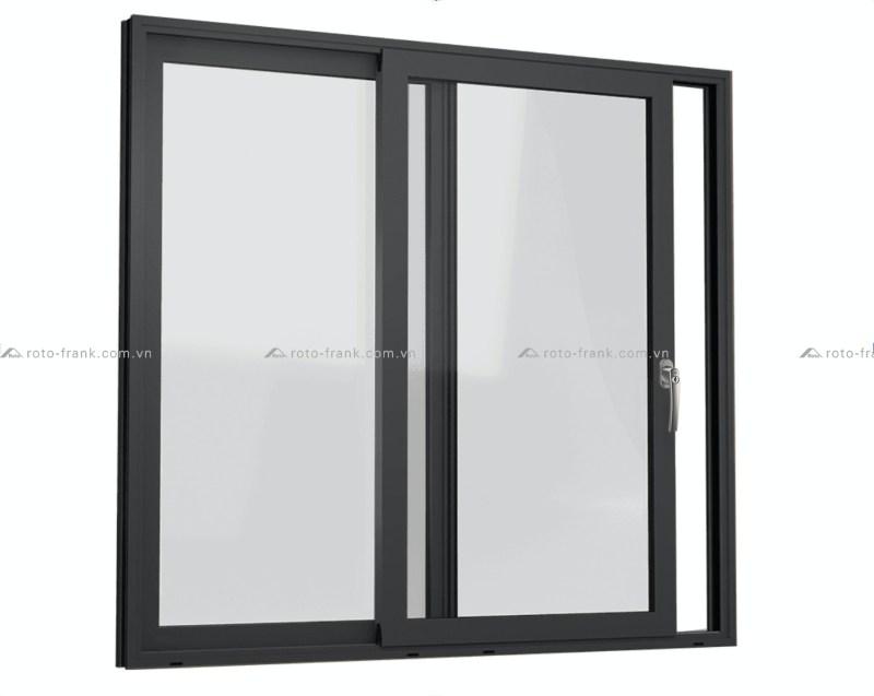 Cửa sổ lùa 2 cánh