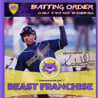 BEAST FRANCHISE Batting Order Fantasy Baseball is here, and it is Free