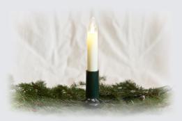 LED Lichterkette austauschbare Schaftlampen, 8-34V, LED warm weiß