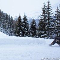 Zipflbob - Fun im Schnee