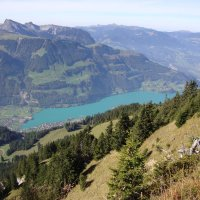 Melchsee-Frutt - Hasliberg, der ultimative Panorama-Singletrail