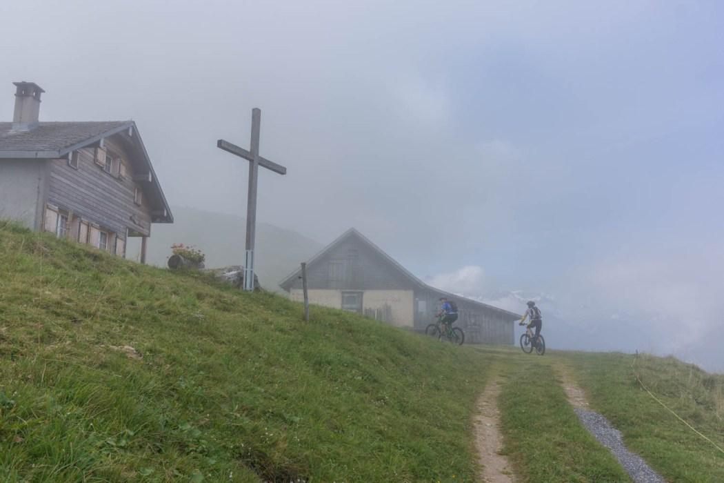 Alp bei Ebenwald