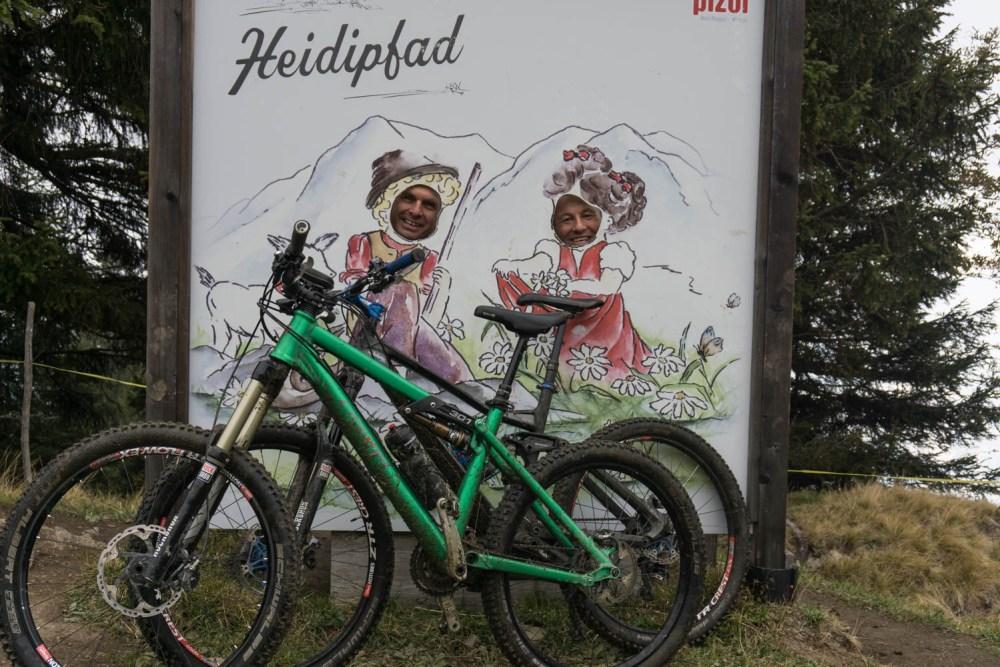 Heidi und Geissenpeter :)