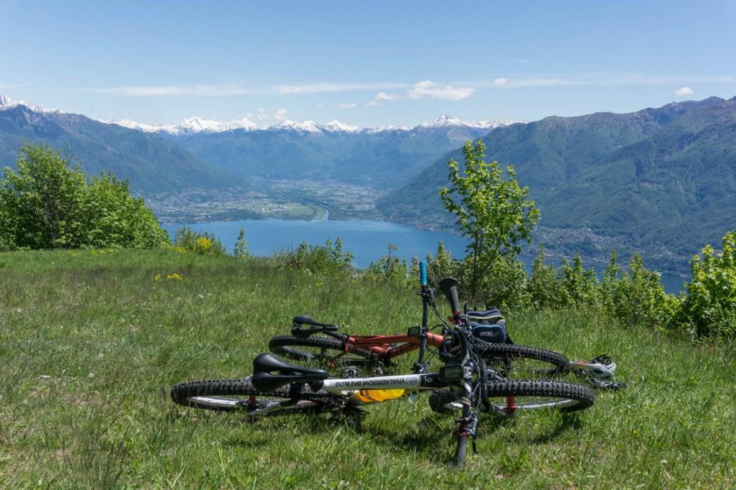 auch die Bikes haben Pause