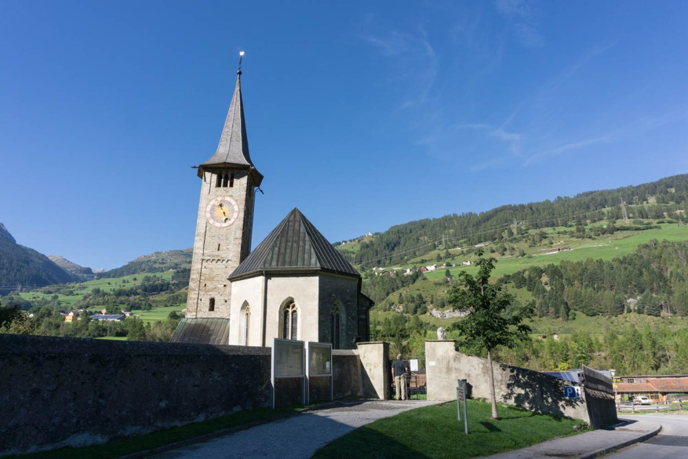 Kirche von Zillis