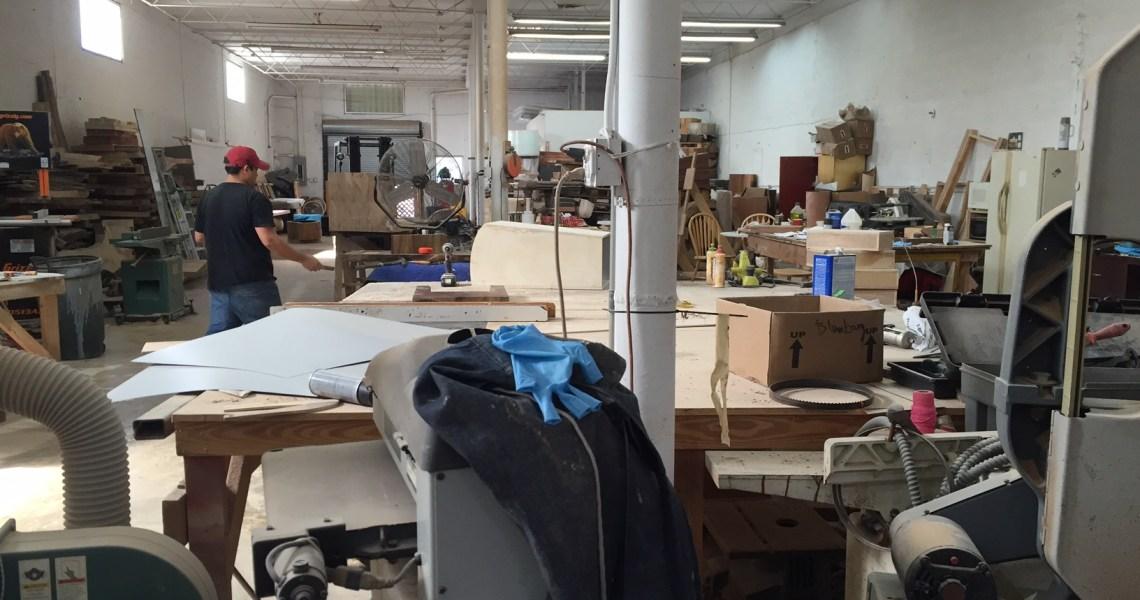 Inside The Rotsen Studio