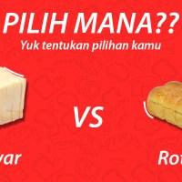 Roti Tawar atau Roti Manis? Cek Kandungan Nutrisi nya Disini
